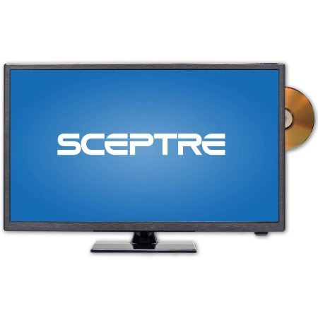 Find Discount Sceptre 24 Class - HD LED TV with Built-in DVD Player - 720p, 60Hz