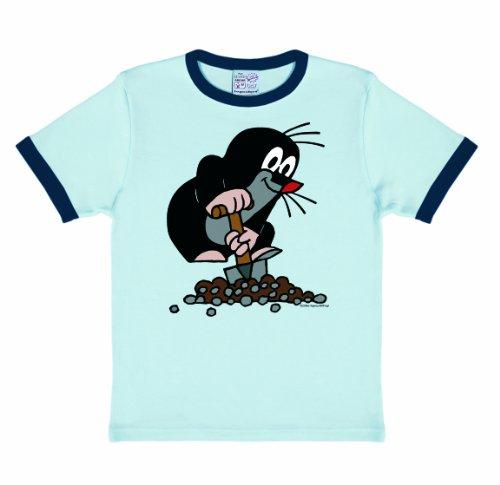 Der kleine Maulwurf Logoshirt Kids T-Shirt Zwembad, 92/98
