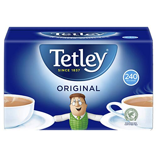 Tetley - Original Tea Bags 240 - 750g