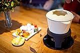 Kitchen Craft Emailliertes Fondue-Set aus Gusseisen mit 6 Gabeln, cremefarben - 10