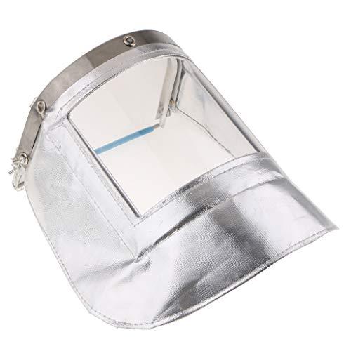 Resistencia A Rayos UV Resistente A Altas Temperaturas Máscara De Protección Contra Incendios Mascarilla Casco Para Soldadura Con De Argón Y Sold