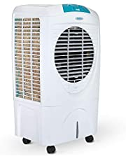 Symphony Sumo 70 Desert Air Cooler 70-litres with Powerful 16-inches Fan, Specially Designed Grill for Better Air Throw, Cool Flow Dispenser & Low Power Consumption (White)