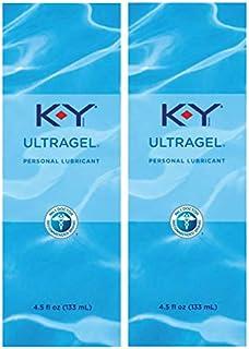 K-Y UltraGel Premium Water Based Lube- Personal Lubricant...