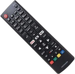 AKB75095308 Mando a distancia universal de repuesto para LG TV 28MT49S 32LJ610V 43UJ630V 43UJ634V 43UJ635V 43UJ651V 49UJ630V 49UJ634V 43LJ634V 43UJ63UJ634V