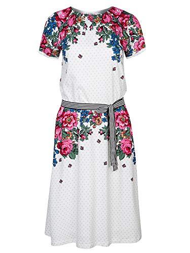 Vive Maria Piroshka - Vestido de verano, color blanco