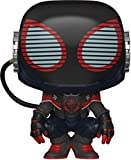 Funko 50154 POP Games: Spider-Man: Miles Morales- Miles (2020 Suit)