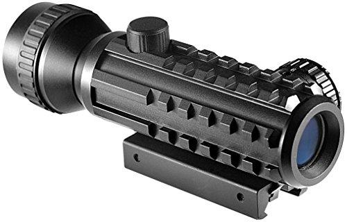 %19 OFF! BARSKA 2x30 IR Tactical Dot Sight Riflescope