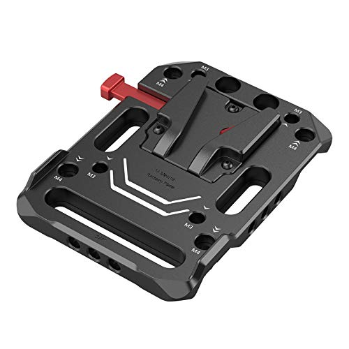 SMALLRIG V-LOCK Mount Battery Plate Quick Release Plate - 2988
