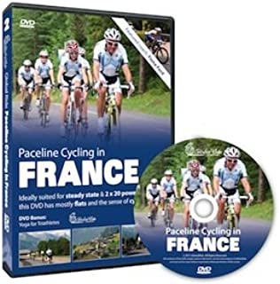 Global Ride: Paceline Cycling in France Virtual Cycling DVD