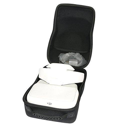 Khanka Hart Reise Tasche Case für DJI Goggles VR Brille.(Nur tasche)