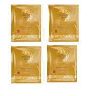 Pack of 4 Planet Spa Heavenly Radiance Ritual Foil Face Mask one use masks by Avon