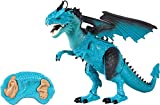 Dragon World Smoke Effect IR Remote Control RC Walking Ice Dragon