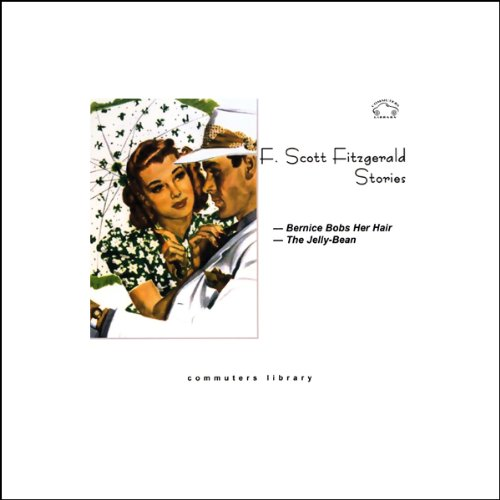 F. Scott Fitzgerald Stories audiobook cover art