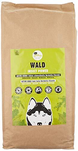eat small WALD proteïnerijk hondenvoer van insecten voor actieve honden, per stuk verpakt (1 x 6000 g)