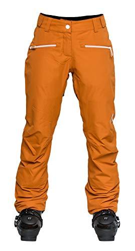 WEARCOLOUR Damen CORK Snowboardhose orange S