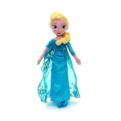 Disney Frozen 50cm Elsa souple en peluche