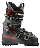 Head Vector 110 RS - Botas de esquí para hombre (2020), color black-anthracite-red, tamaño 31.0 | EU 46.5