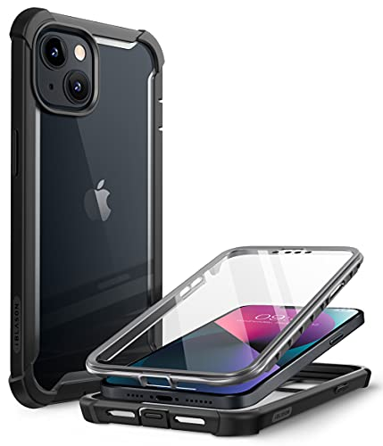 i-Blason Ares Series for iPhone 13 5G 6.1 inch (2021 Release), Rugged Clear...
