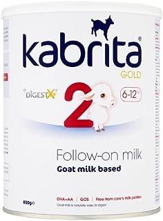 Kabrita 二段山羊婴儿奶粉(6-12个月) 800g