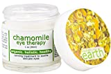 Chamomile Organic Eye Cream - Anti Aging Wrinkle Therapy with Avocado and Vitamin C