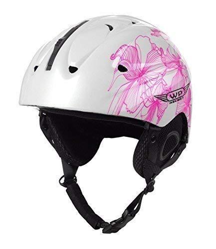 WP Helmets Skihelm Snowboardhelm weiß/pink S