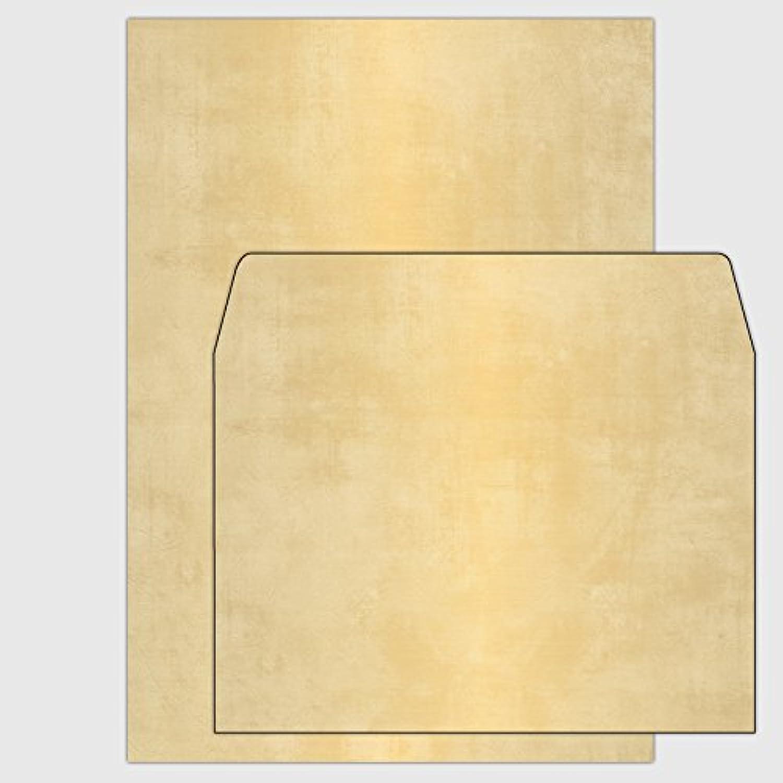 Set Set Set  100x Marmorpapier Arabescato - Sahara-beige - DIN A5   150 g   inkl. Umschläge B019ZHNPI2 | Reparieren  | Speichern  | Schöne Farbe  c79e5c