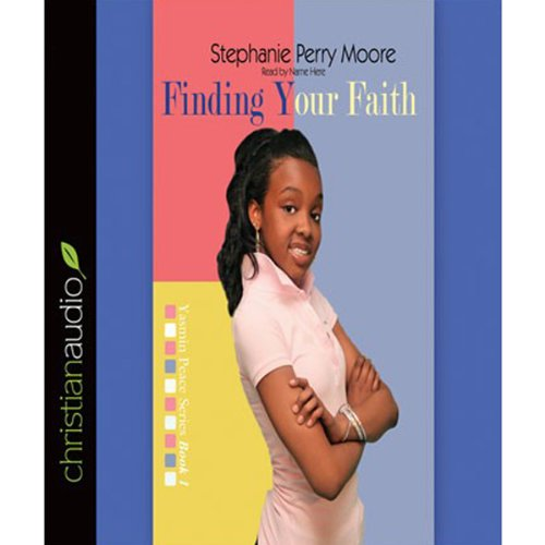 Finding Your Faith audiobook cover art