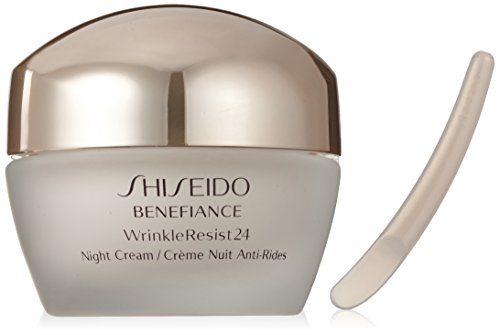 Shiseido Benefiance Wrinkle Resist 24 Night Cream, 50 ml