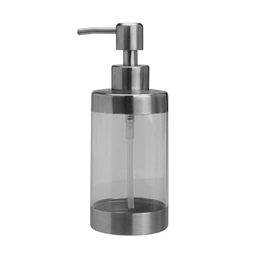 SHXDMY Soap Dispenser 304 Stainless Steel Pump Shampoo Shower Gel Hand Soap Bottle Shower Gel and Kitchen Lotion Dispenser 350ml soap Dispenser