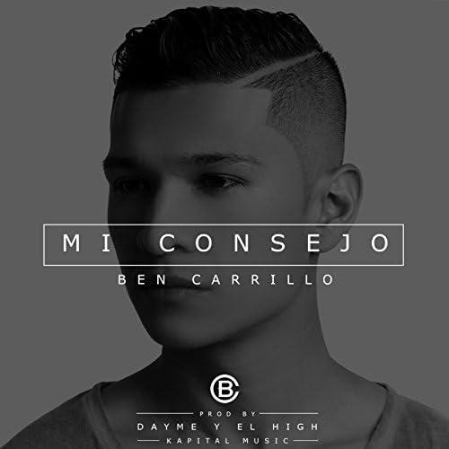 Ben Carrillo