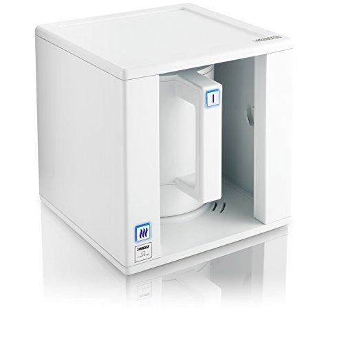 Princess Compact4All - Hervidor eléctrico, capacidad de 0.5 l, color blanco