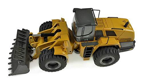 RC Auto kaufen Spielzeug Bild 6: Amewi 22343 Radlader 1:14, RTR, 10-Kanal, Ocker*