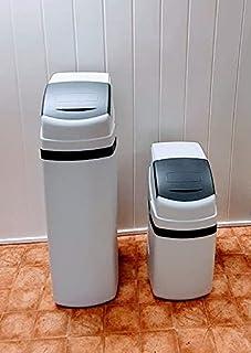 Adoucisseur d'eau compact 22 litres de résine
