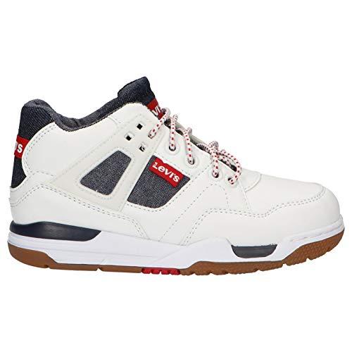 Levi's Stiefel für Junge Levis VGOL0001S GOLDEN 0061 White Schuhgröße 28