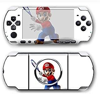 Super Mario Galaxy psp vita 3000 skin decal for console