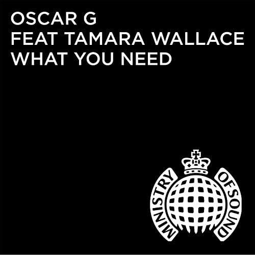 Oscar G feat. Tamara Wallace
