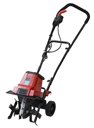 ナカトミ 電気耕運機 1050Wモーター (耕幅300mm) 小型 家庭菜園 農業 ERC-15D