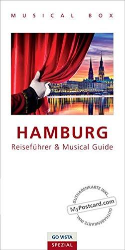 GO VISTA Spezial: Musical Box - Hamburg: inklusive Musical Guide, GO VISTA Reiseführer Hamburg und Gutscheinkarte