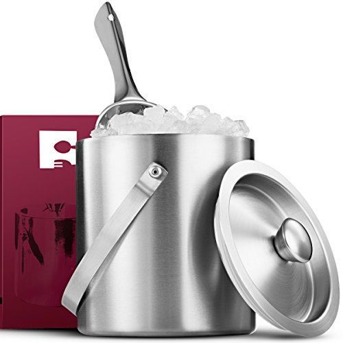 FineDine stainless steel ice bucket