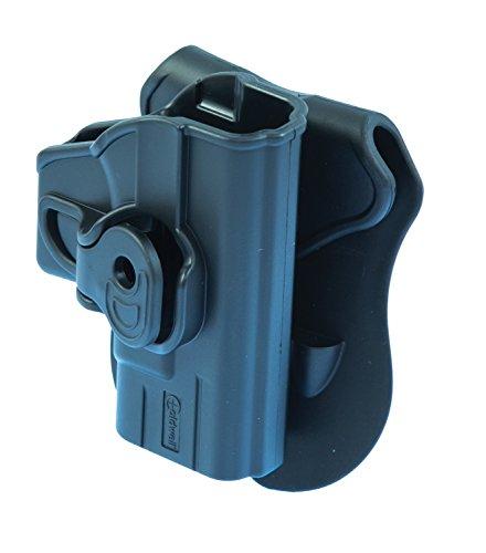 Caldwell Tac Ops Glock 42 - Funda de retención moldeada, color negro