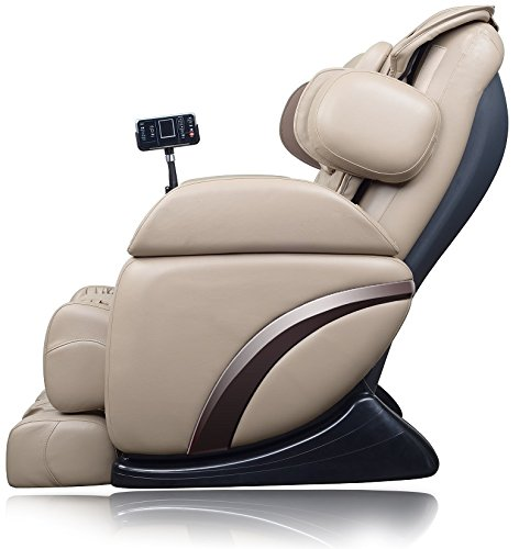 ideal massage Full Featured Shiatsu Chair with Built in Heat Zero Gravity Positioning Deep Tissue...
