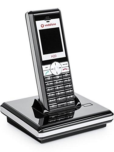 Sagem H20 Vodafone Zuhause Telefon schnurlos mit GSM optional als Handy nutzbar Farbdisplay Festnetztelefon