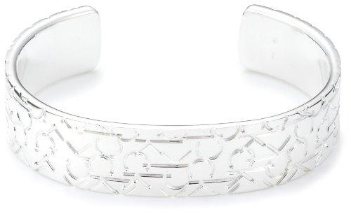 Calvin Klein KJ19AB11020S - Pulsera de Mujer de Plata