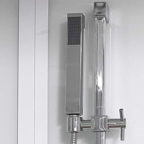 Home Deluxe Design XL Duschtempel, inkl. Dampfdusche - 4