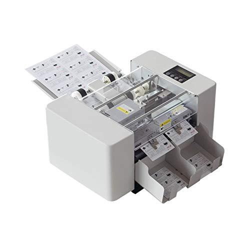 全自動電動名刺カッター (業務用)フルオート ANBCC-F A4サイズ、10枚カット 仕上げサイズ 91ミリx55ミリ (A4)
