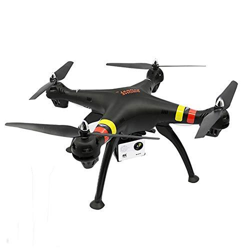 QKa Drohne mit Kamera Live Video WiFi FPV RC Quadcopter mit APP-Steuerung und Bewegungssensorfunktion für Android/IOS
