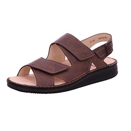 FinnComfort Herren Offene Toro Soft Sandale 81528/631023 braun 107087