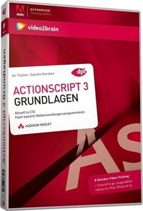 ActionScript 3 Grundlagen : 8 Stunden-Videotraining [import allemand]