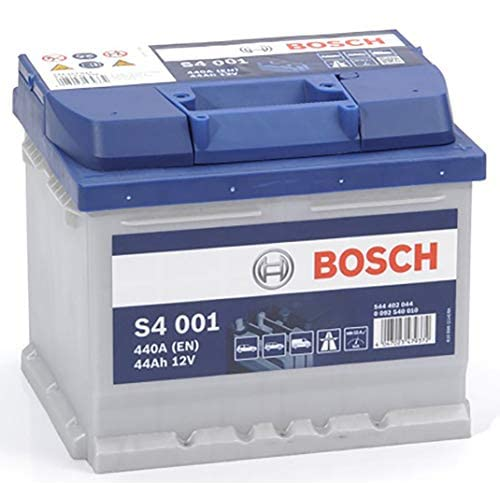 Bosch S4001 Batteria Auto 44A/h-440A, 12 V