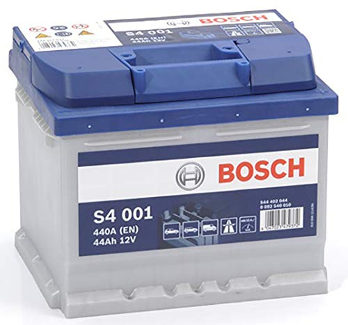 Bosch S4 001 Autobatterie 12V 44Ah 440A (EN) (0092s40010)